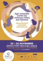 """Conférence""""L'excision : un traumatisme sexuel et psychologique"""" Vendredi 22 novembre 2019 à 17 heures"""
